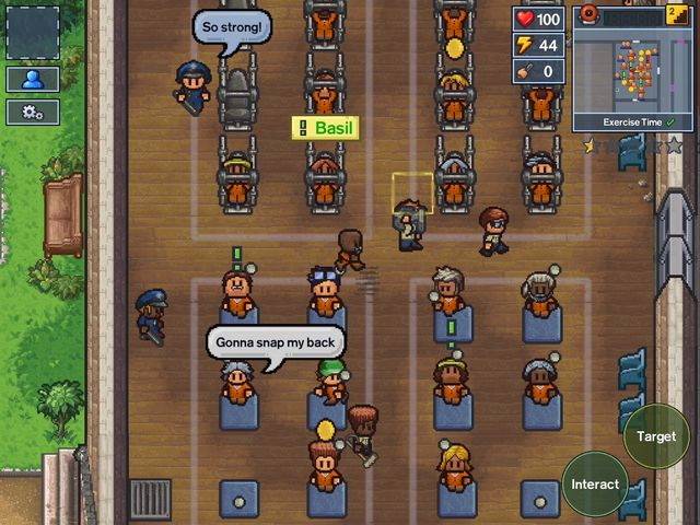 The Escapists Pocket Breakout