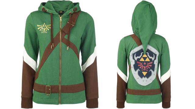 The Legend of Zelda Cosplay Hoodie