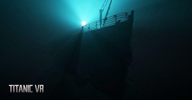 Titanic VR The Bow