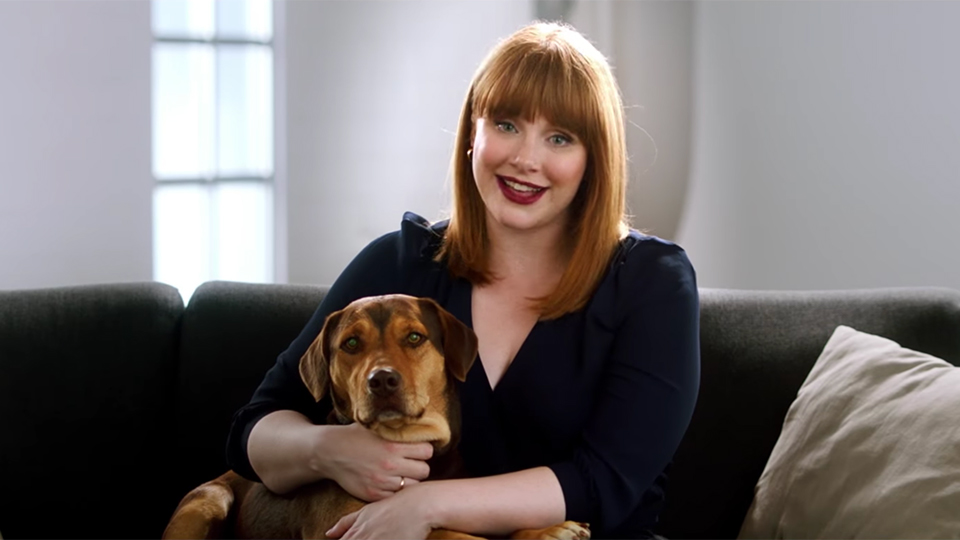 Bryce Dallas Howard - A Dog's Way Home