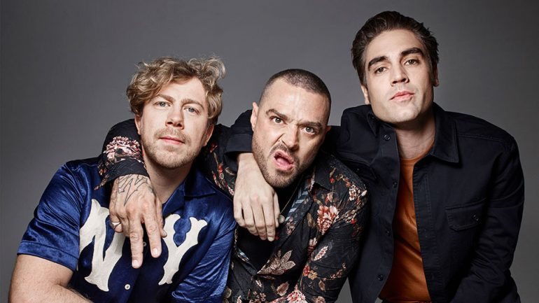 Busted - Half Way There album review - Entertainment Focus