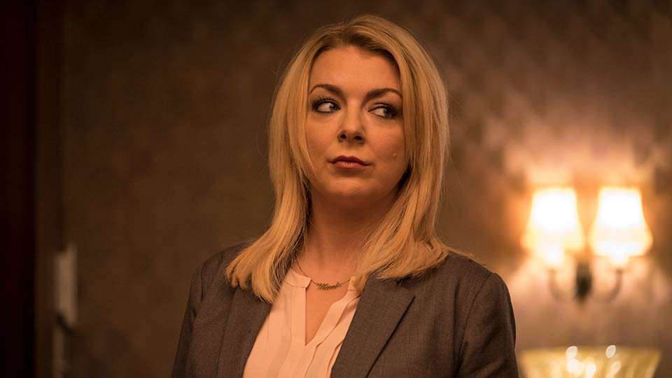Cleaning Up episode 3 - Sheridan Smith as Sam