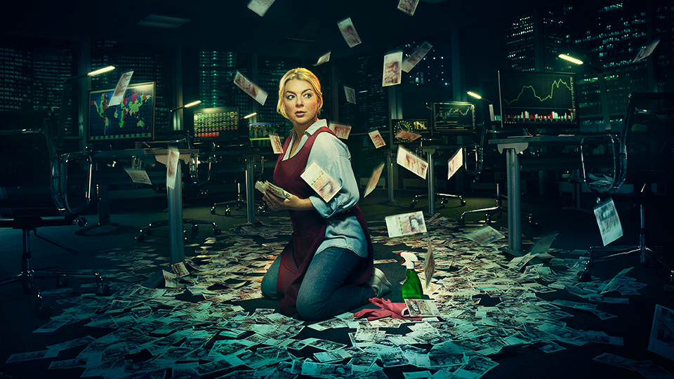 Cleaning Up - Sheridan Smith