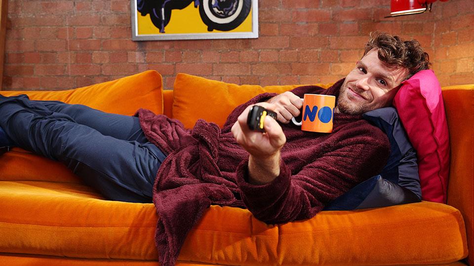 Joel Dommett NOW TV