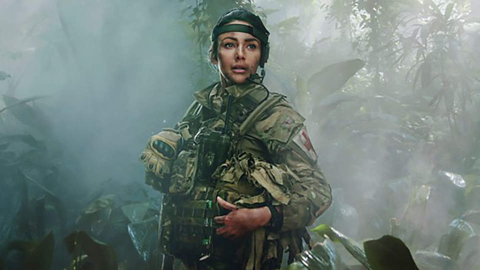 Michelle Keegan as Georgie Lane - Our Girl