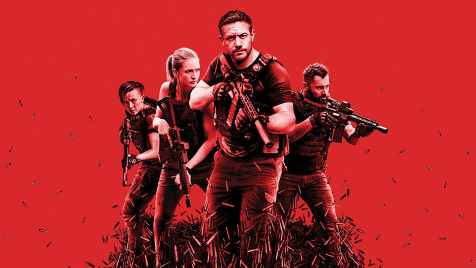 Strike Back: Revolution