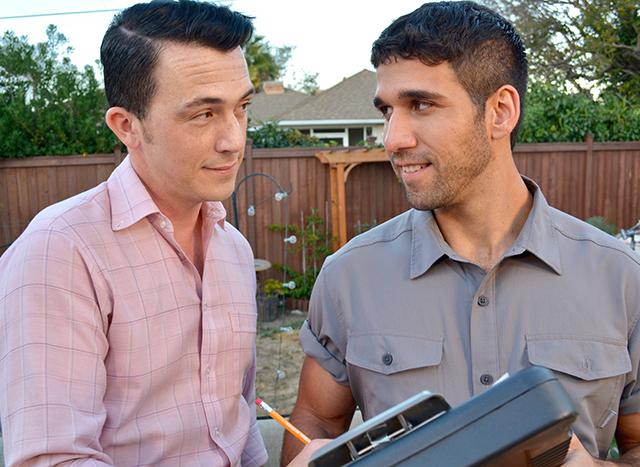 The Handyman - Nicholas Downs and Derek Ocampo