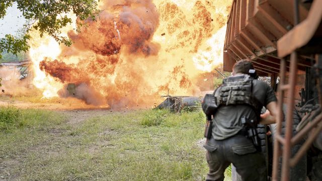 Strike Back: Silent War - 7x02