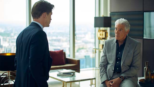 MotherFatherSon episode 1