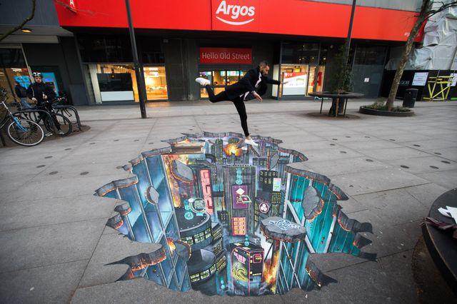 Argos / Crackdown 3