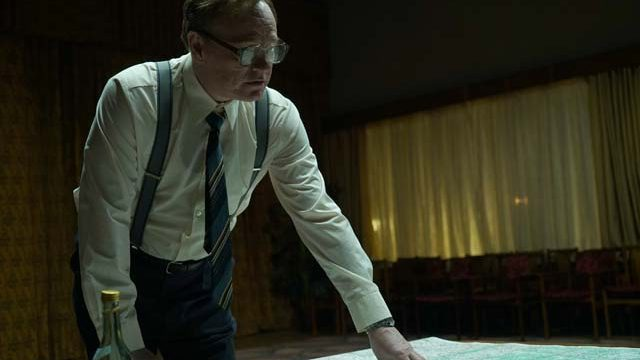 Chernobyl: Jared Harris as Valery Legasov