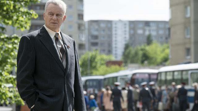 Chernobyl: Stellan Skarsgård as Soviet Deputy Prime Minister Boris Shcherbina