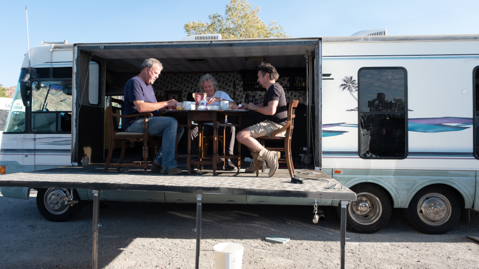 The Grand Tour - 3x08
