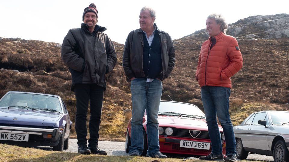 The Grand Tour - 3x07