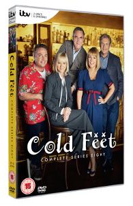 Cold Feet S8 DVD 3D