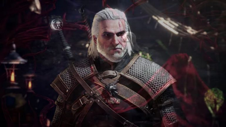 The Witcher 3's Geralt of Rivia joins Monster Hunter: World