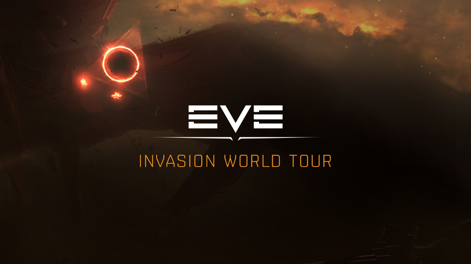 EVE Invasion World Tour