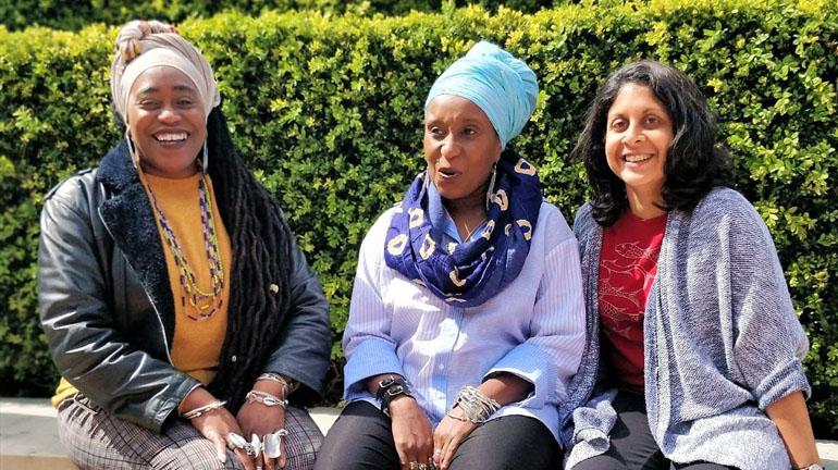 Khadijah Ibrahiim, Malika Booker & Vahni Capildeo - Collections in Verse showcase