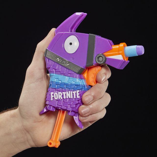 Nerf X Fortnite
