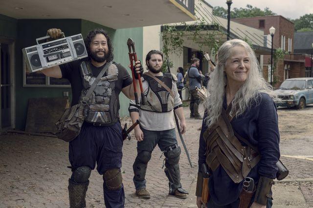 The Walking Dead - 9x11