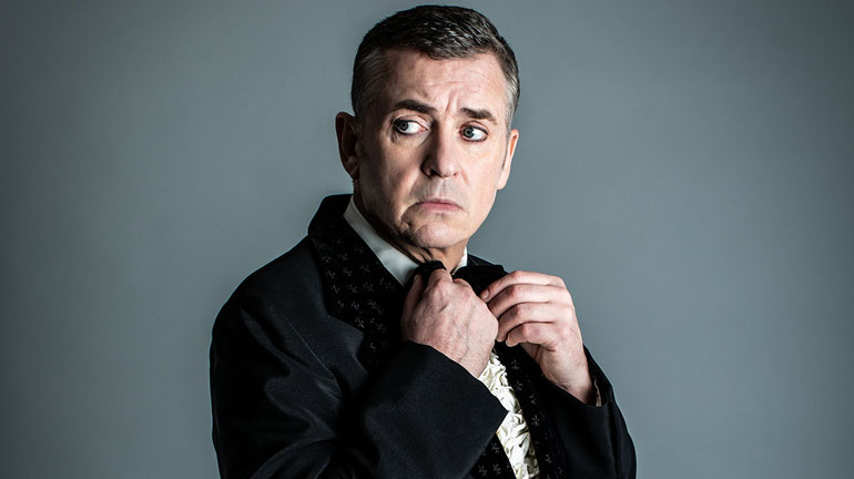 The Entertainer - Shane Richie as Archie Rice Credit Helen Maybanks