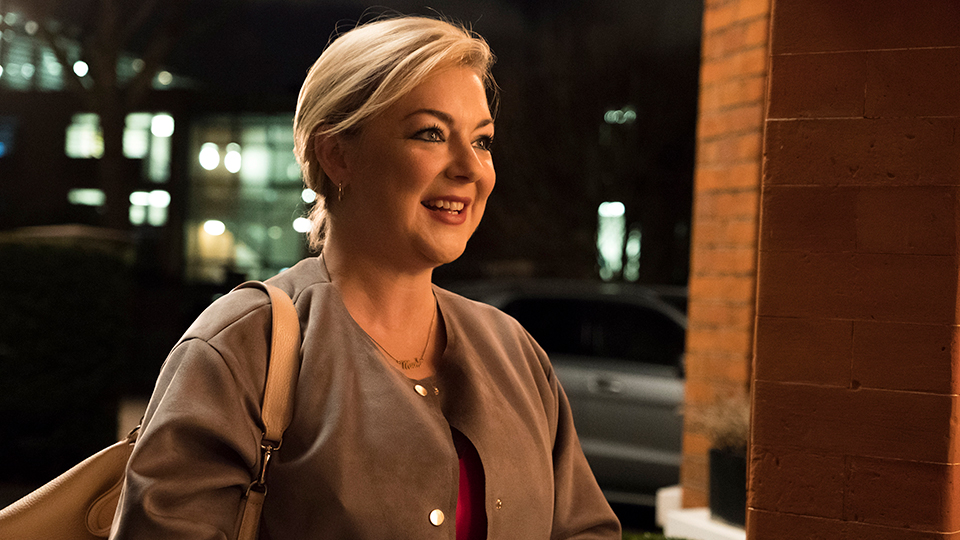Cleaning Up episode 5 - Sheridan Smith