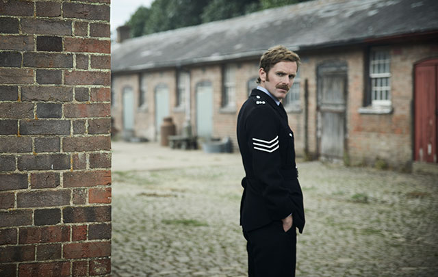 Endeavour series 6 - Shaun Evans