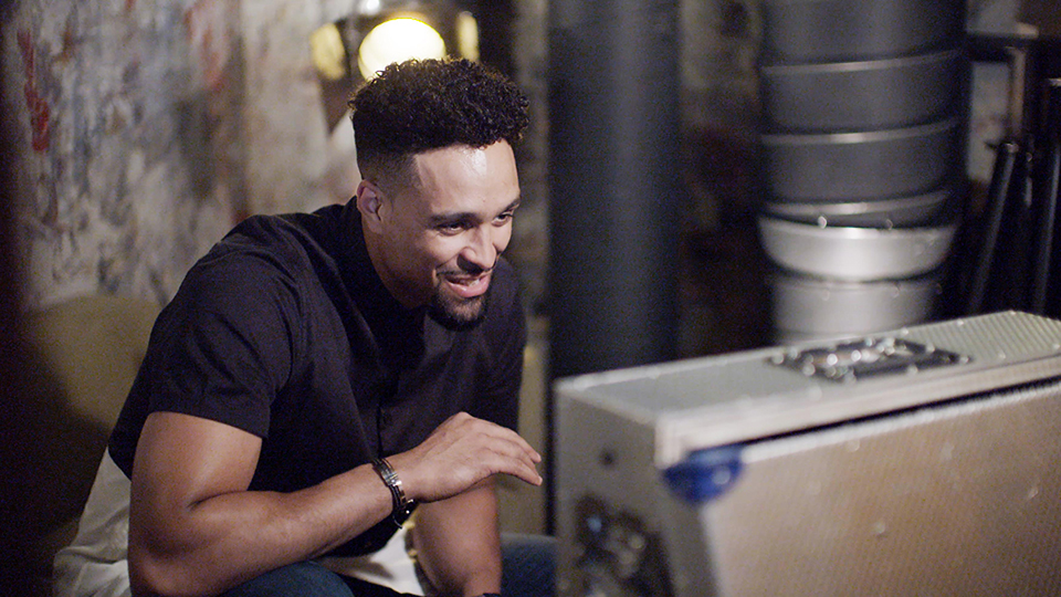 Flirty Dancing episode 5 - Ashley Banjo