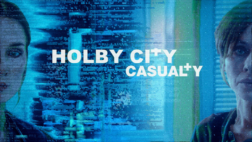 Holby City and Casualty