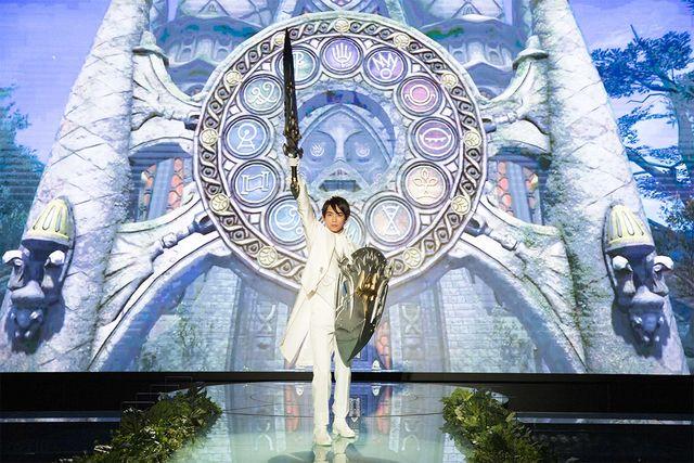 final fantasy wedding