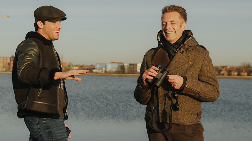 Nature Dates - Jack Fincham and Chris Packham