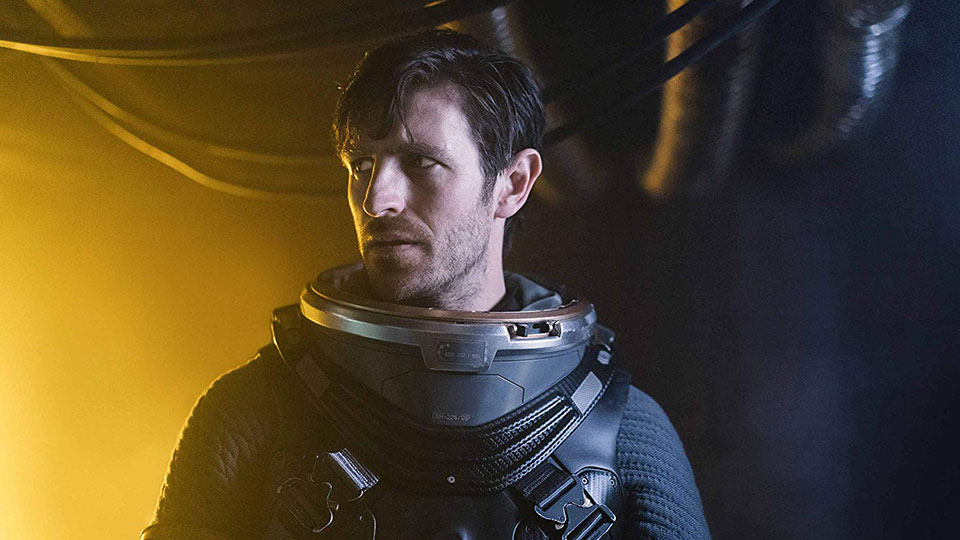 Eoin Macken in Nightflyers