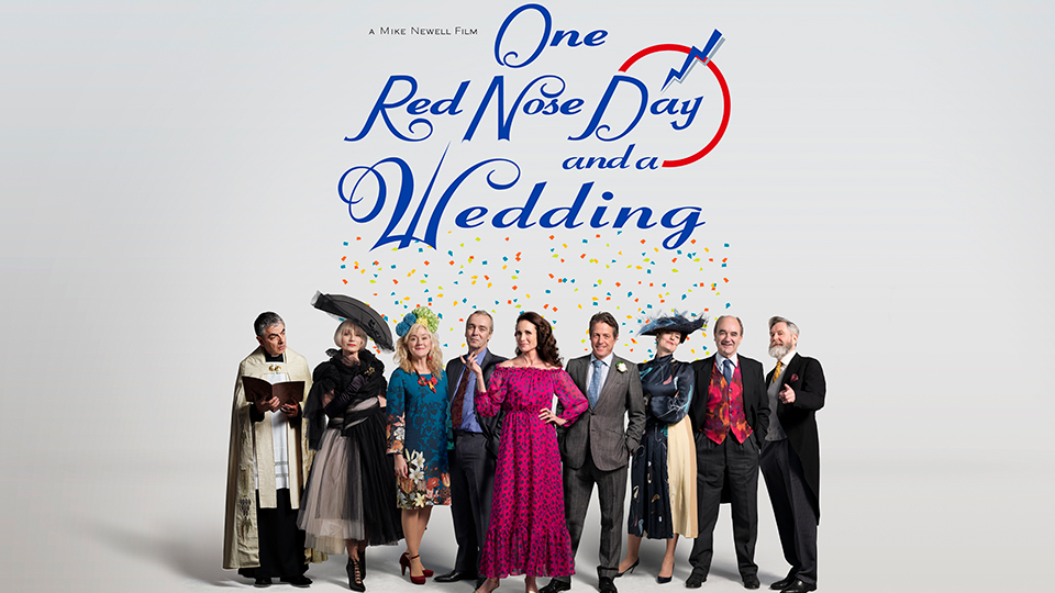 One Red Nose Day & a Wedding