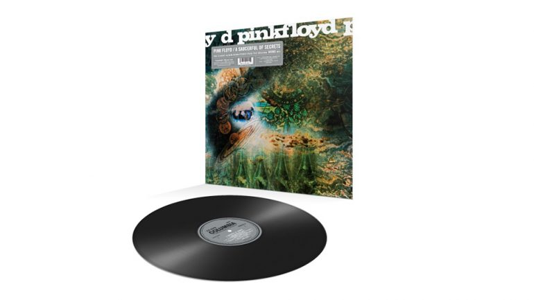 Pink Floyd to re-release A Saucerful of Secrets for Record