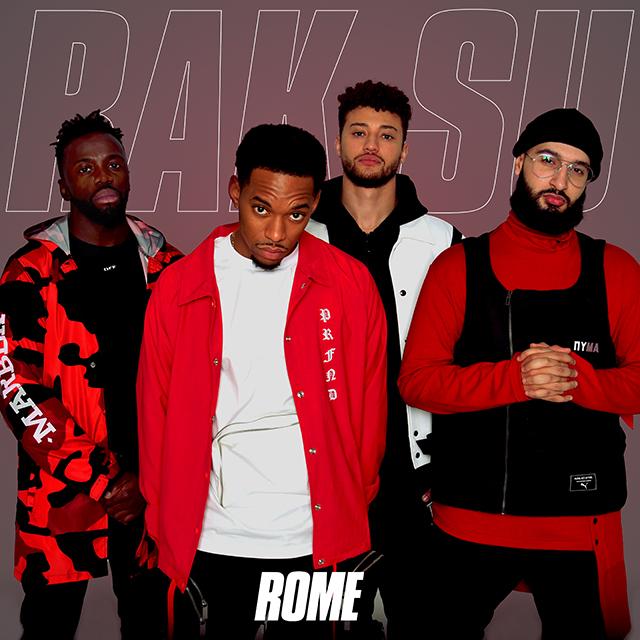 Rak-Su - Rome EP