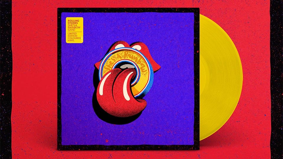 The Rolling Stones - She's a Rainbow (live)