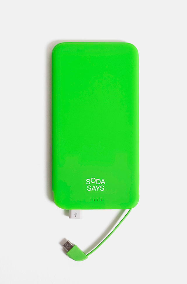 The Super Power Bank