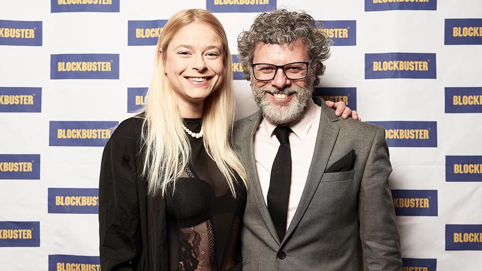 Anne Bergfeld and Søren Juul Petersen