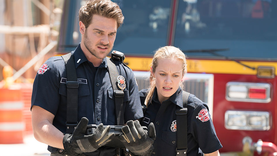 Station 19 2x02 Under the Surface