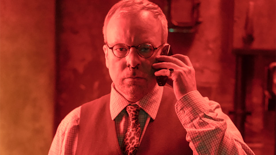 Steve Pemberton in Bounty Hunters series 2