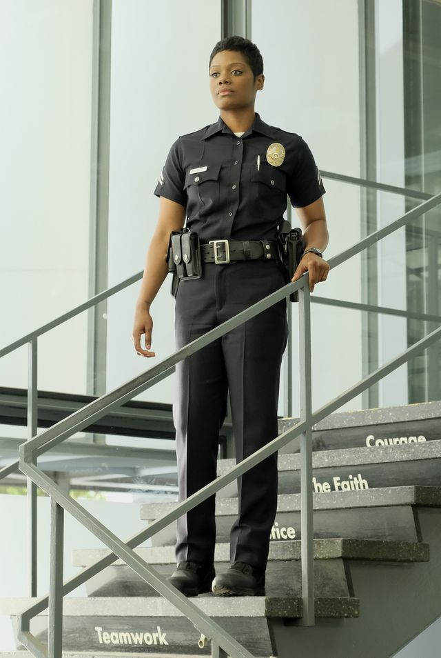 The Rookie – 1×01