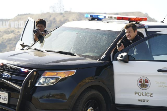 The Rookie - 1x02