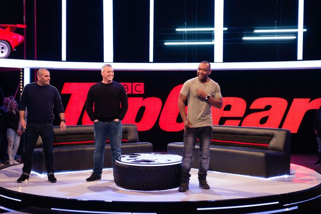 Top Gear series 26 - ep 3