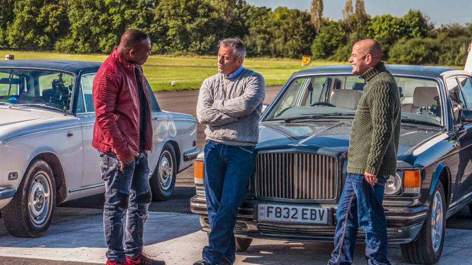 Top Gear series 26 - ep 4