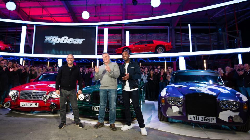 Top Gear series 26 - ep 4