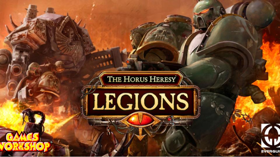 Horus Heresy : Legions