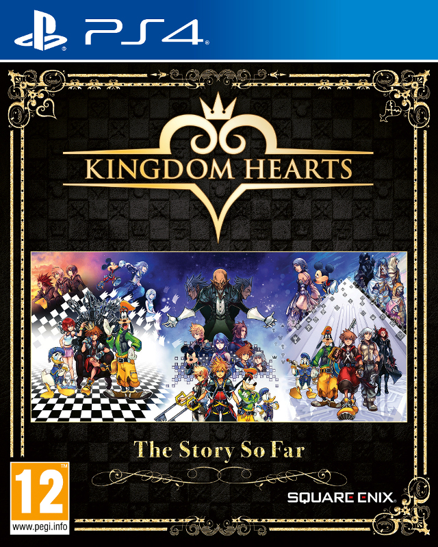 Kingdom Hearts - The Story So Far