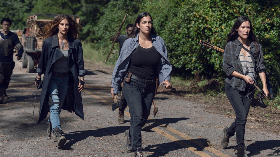 The Walking Dead - 9x13