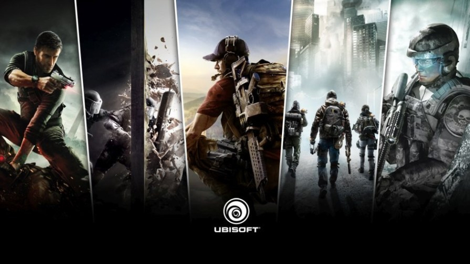 Ubisoft Tom Clancy Games