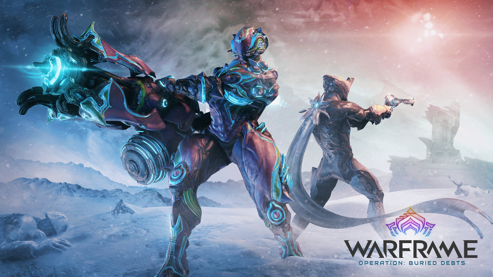 Warframe - Operation: Buried Debts